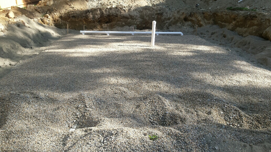 Leach Field With Inspection Port Northboro Septic Inc